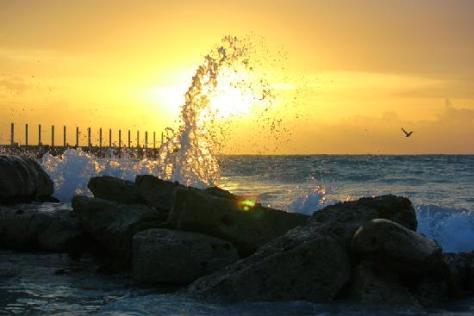 sunrise-with-wave-crashing