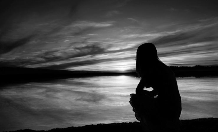 Waiting_In_Black_and_White_by_overcoming_silence