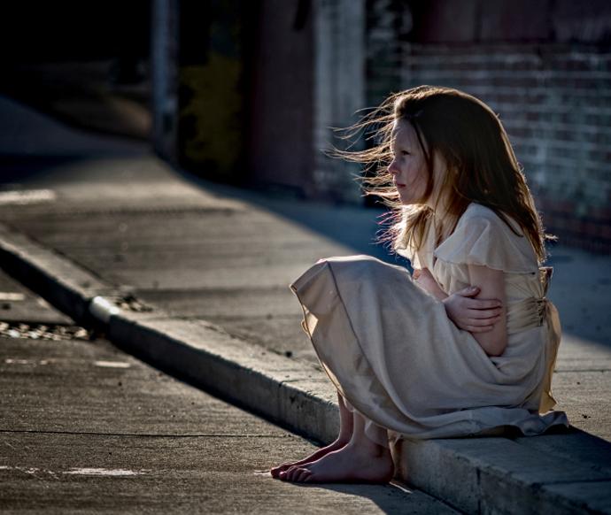 homeless-girl