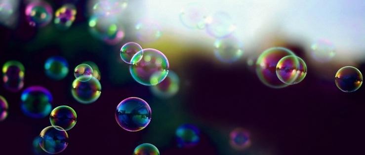 soap-bubble-rainbow-236148