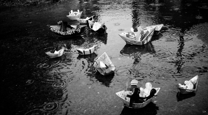 Paper Boats Forever