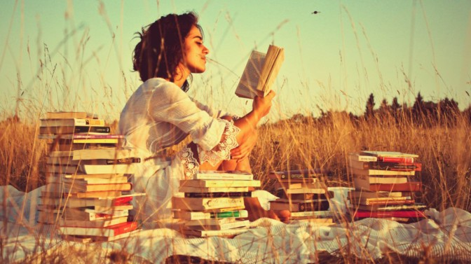 How Pile of Books Taught Me to Let Go